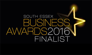 Customer Service Category of the South Essex Business Awards finalist